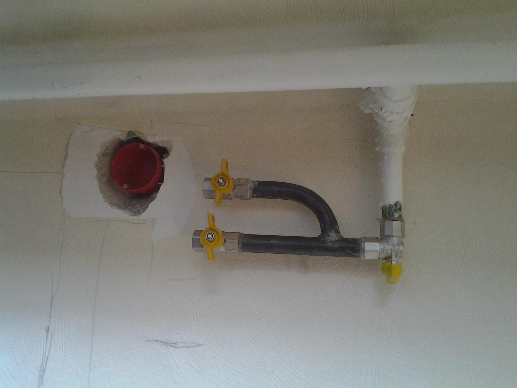 Подключение газовой плиты к баллону на даче за 4 шага