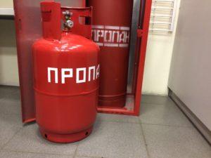 перевод на сжиженный газ