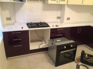 подключение газовой плиты в квартире спб цена